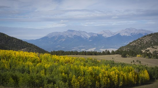 Elk Mountain Ranch : Indian Peaks