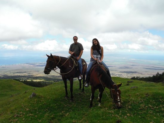 Thompson Ranch Riding Stables: At 4000 feet, awesome views!