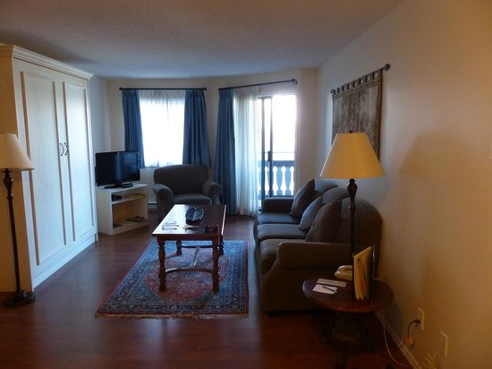 Heron's Landing Hotel : Suite View
