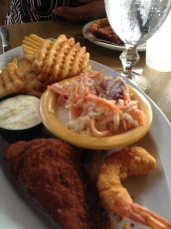 Duffy's: Fisherman Platter
