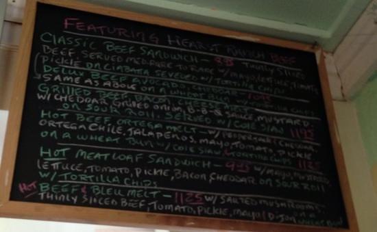 Sebastian's Cafe: Menu - 4