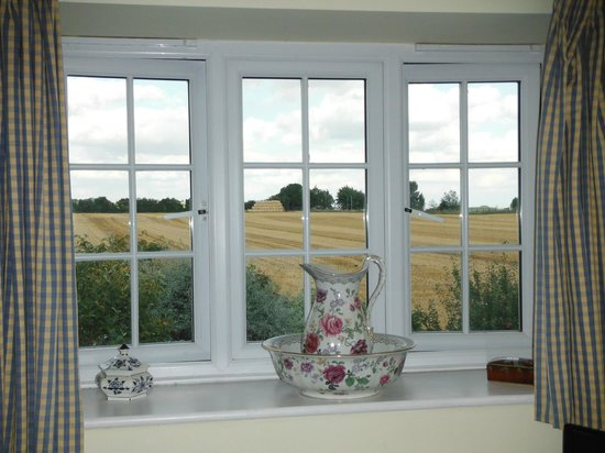 Taplins B&B: Room With a View