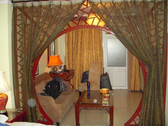 Michael's House : Livingroom