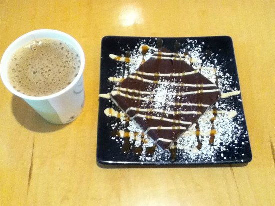 John Michael Kohler Arts Center: Not art, but devilishly tasty chocolate, artfully decorated.