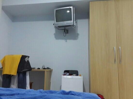 Hotel Capital das Pedras: foto do quarto 121.