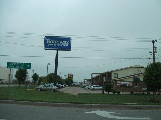 Rodeway Inn & Suites: Rodeway Inn Oklahoma City