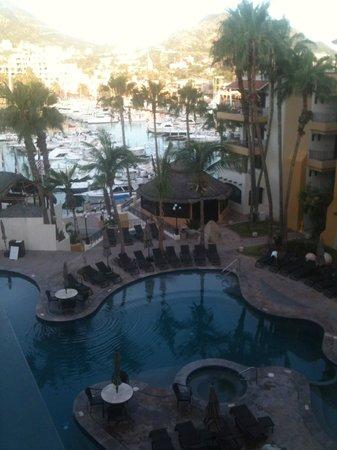 Marina Fiesta Resort & Spa: View from Room 517