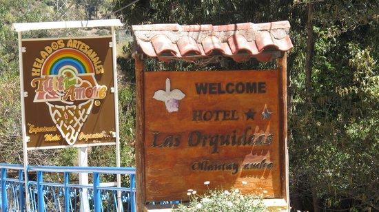 Hotel Las Orquideas: Excelente Hotel
