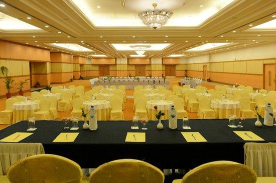 Hotel Amer Palace Ratanpur: Banquet Hall, 10,000 sq.ft.