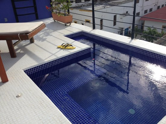 Casa de Isabella - a Kali Hotel: Private Rooftop plunge pool