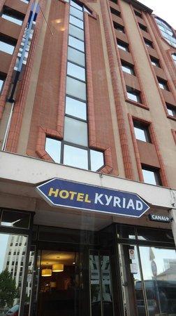 Kyriad Toulouse Centre: Отель