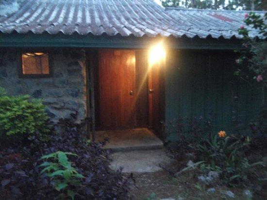 Auberge Phouphadeng: Room exterior