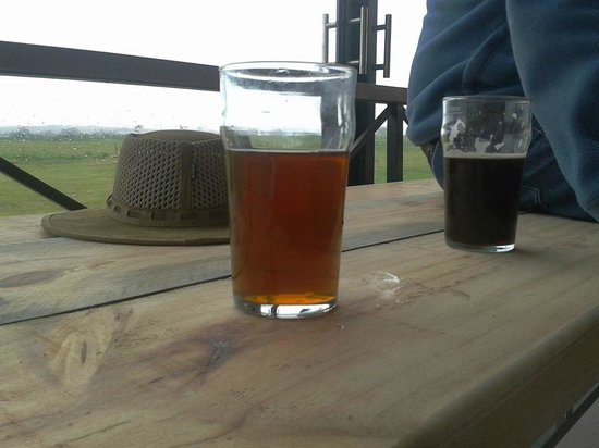 Wild Clover Farm: excellent beer