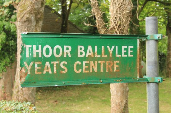 """Thoor Ballylee: Das Schild ist ein Abbild der """"Attraktion"""""""