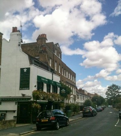 The Plume of Feathers : Plume of Feathers, Greenwich