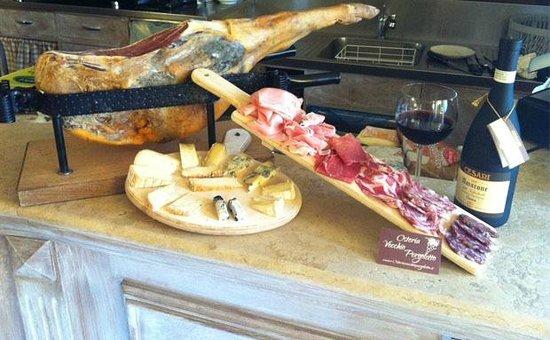 Osteria Vecchio Pergoletto