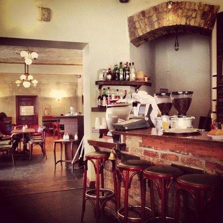 Goldberg Bar Cafe Berlin