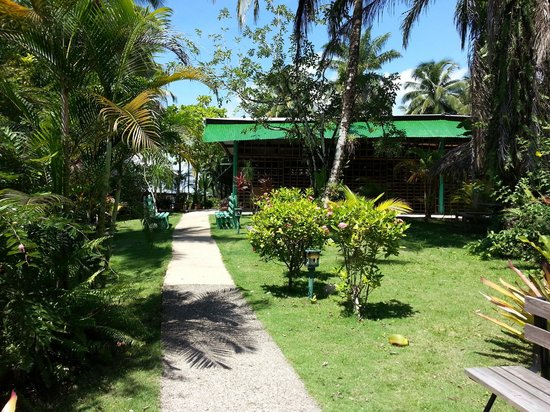 Catamaran Island Hotel : The grounds