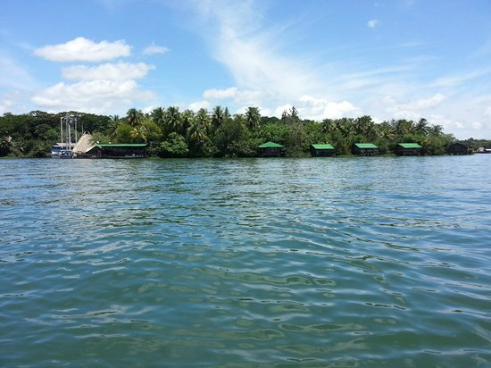 Catamaran Island Hotel: Rio Dulce