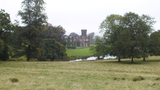 Swinton Park: From the grounds