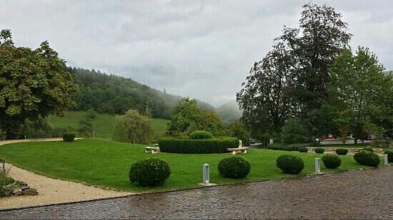 Hotel Gasthof Bad Schauenburg: garden
