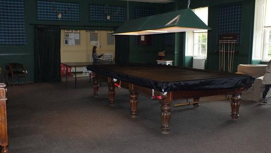 Swinton Park: Games / Play Room
