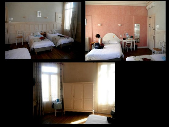 Hotel Arlequin : 4 bed room