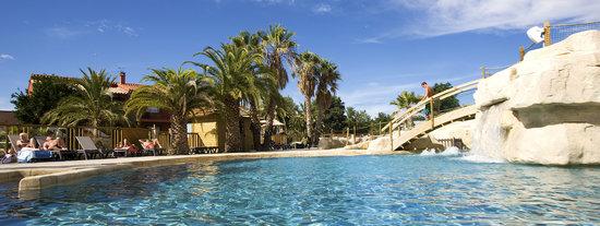 Camping la Sardane: La piscine