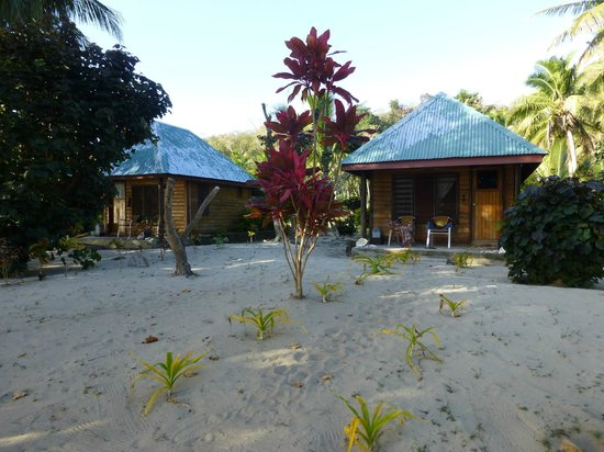 White Sandy Beach Dive Resort : Bure