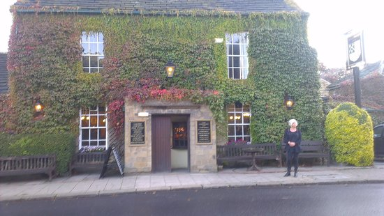 Rockingham Arms: Front of the Rock