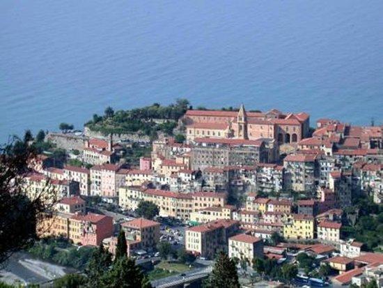 Hotel Posta : Ventimiglia ..... Riviera dei Fiori