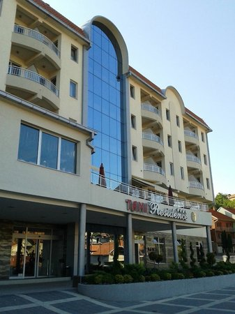 Hotel Tami Residence: Entrance