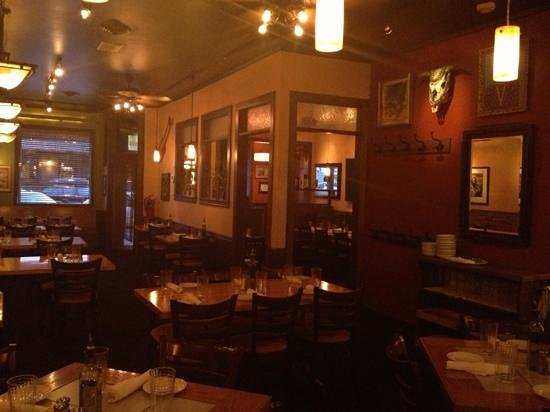 Tupelo Grille: main dining room