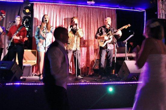 Velvet Waters Live: J , OK & band