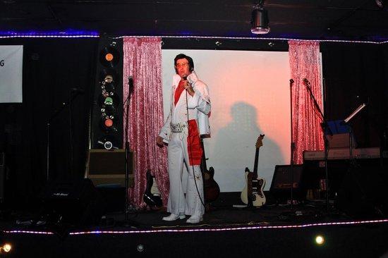 Velvet Waters Live: Elvis live