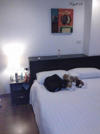 I Residence Hotel Sathorn : big & nice bed