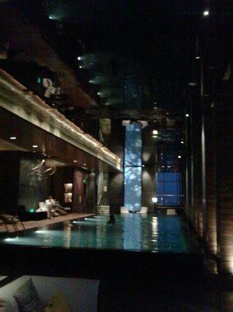Four Seasons Shanghai Pudong: pool