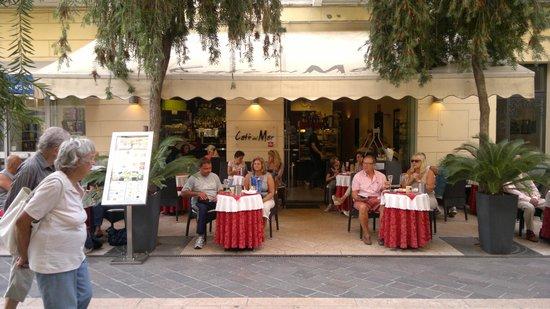 Diano Marina : Restaurants