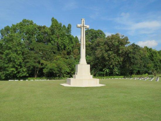 Labuan War Cemetery: Memorial