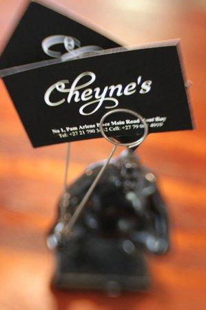 Cheyne's