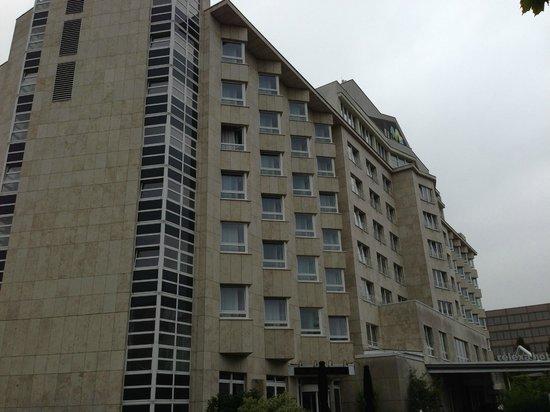 Relexa Hotel Frankfurt/Main: 外観