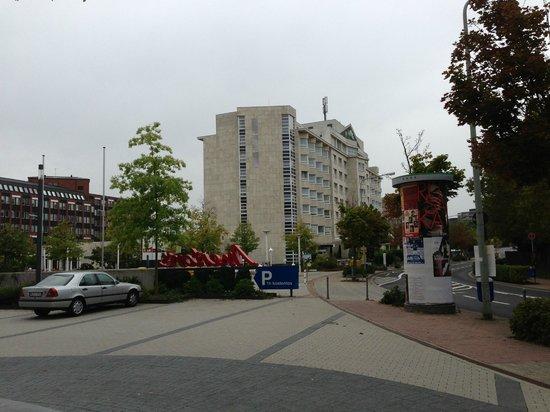 Relexa Hotel Frankfurt/Main : 外観
