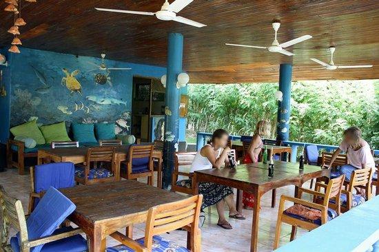 Rocky Point Beach Bungalows : Restaurant