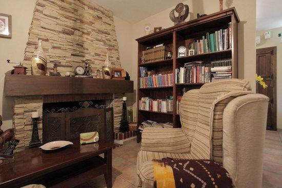 Hotel Rural Xerete : Biblioteca