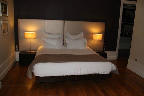 """Suites Beranger : """"Moka"""" room"""