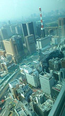 The Oregon Bar & Grill: 東京タワーの展望台より高い場所