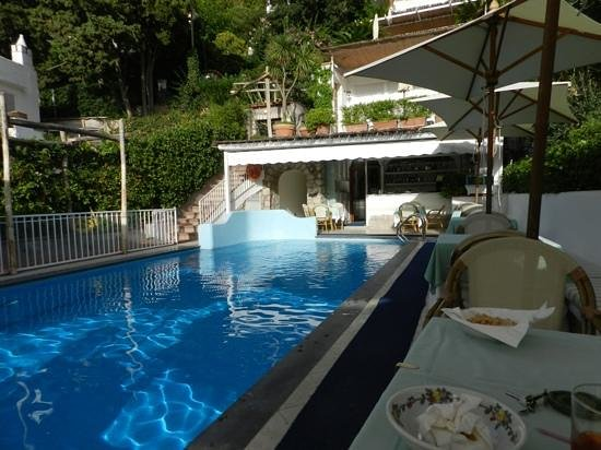 Villa Brunella: pool
