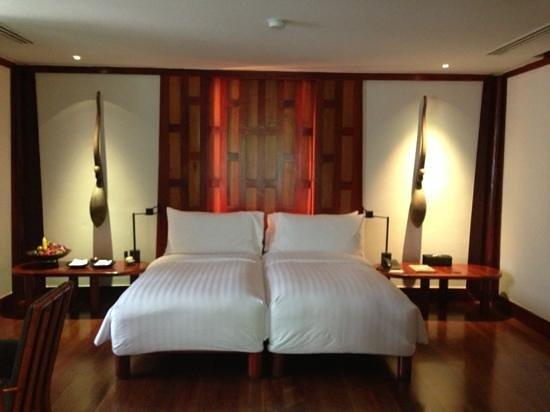 Amanpuri: Pavilion room
