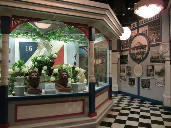 Tennessee State Museum : Vue d'ensemble
