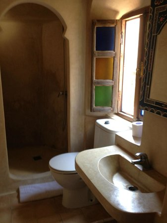 Riad Jade Mogador : Salle de bains